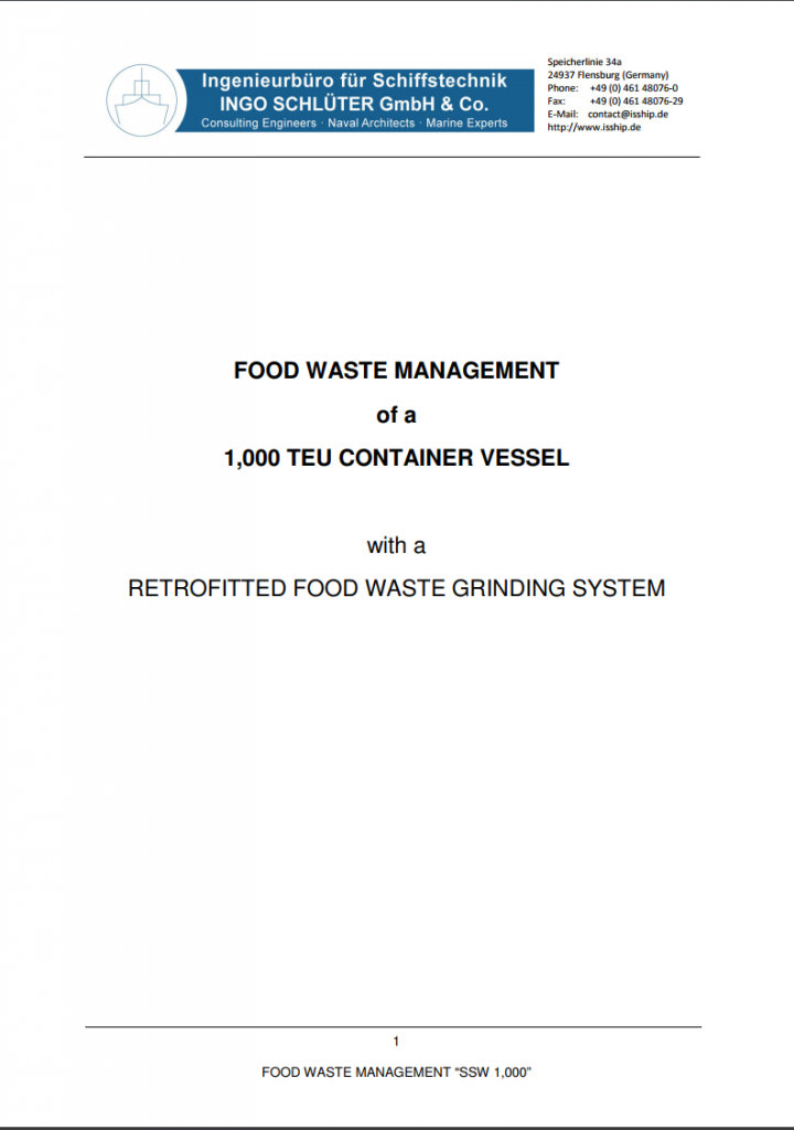 retrofitting food waste grinding systems