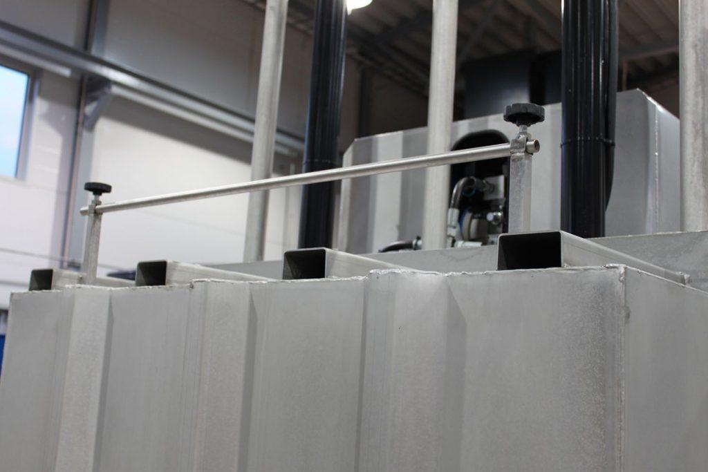 Bale compactor DT-1500B
