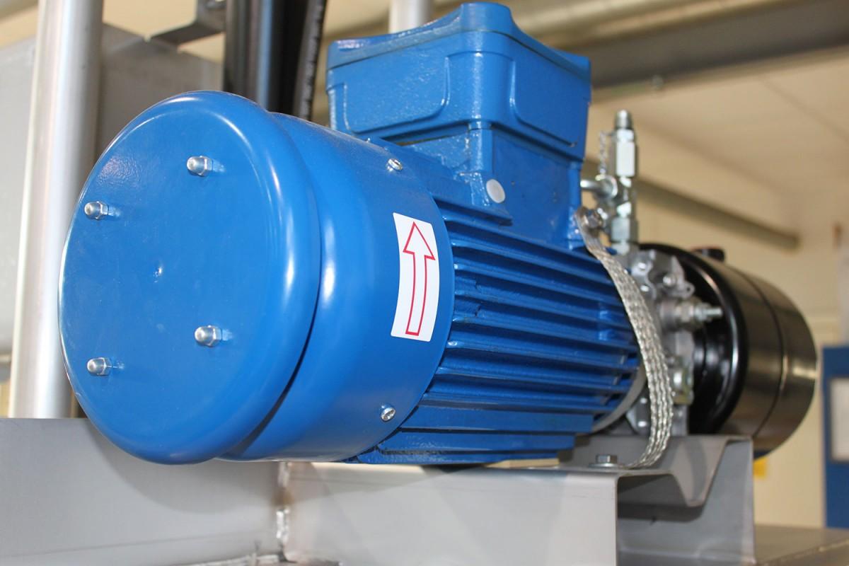 Waste Compactor EX-Modeller 4